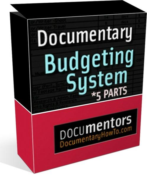 Documentary Budgeting System