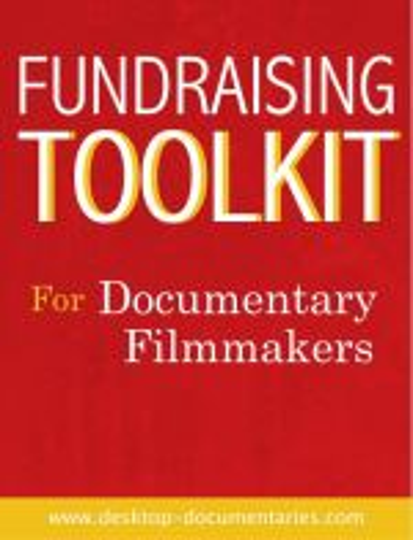Documentary Fundraising Tool Kit