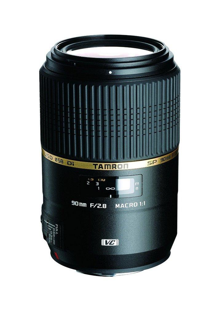 Tamron 90mm Lens