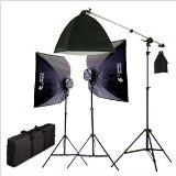 CowboyStudio Softbox Lighting Kit