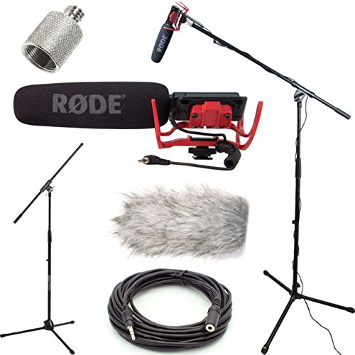 RODE VideoMic Studio Boom Kit