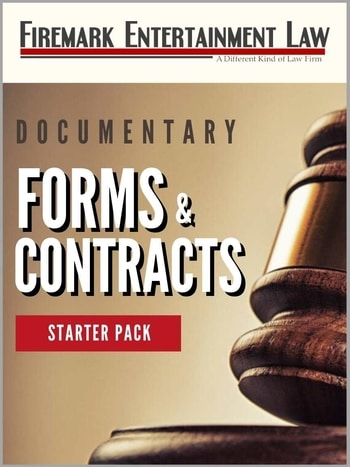 Legal Forms & Contracts for Documentary Filmmakers