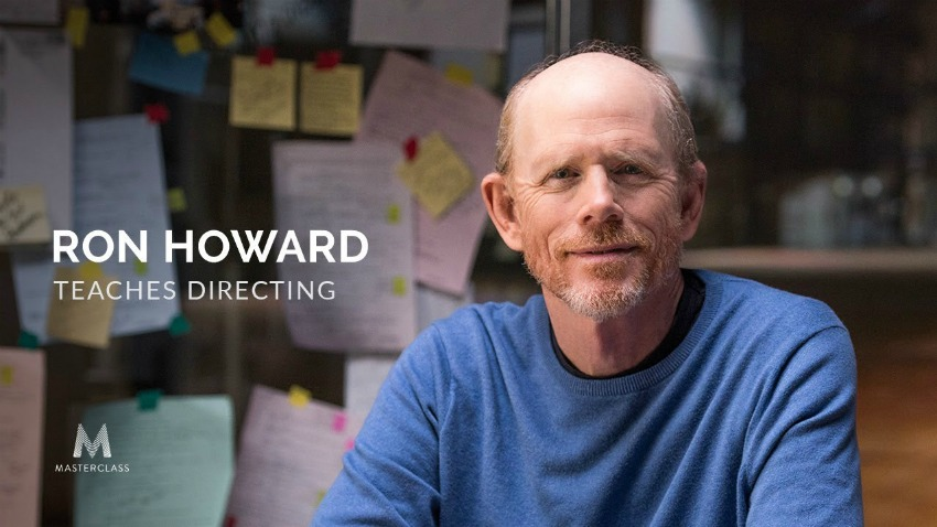 Ron Howard Masterclass
