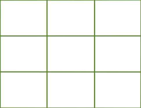 rule of thirds graph