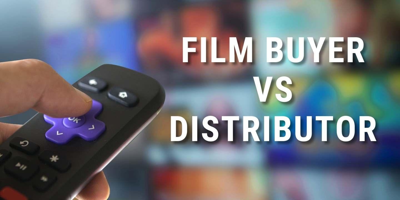 Buyer vs Distributor