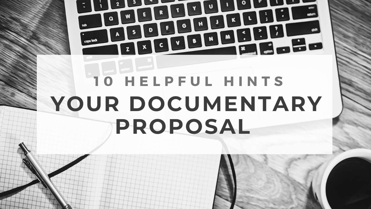 Documentary Grant Writing Tips