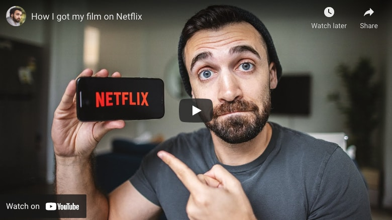 How I Got My Documentary On Netflix