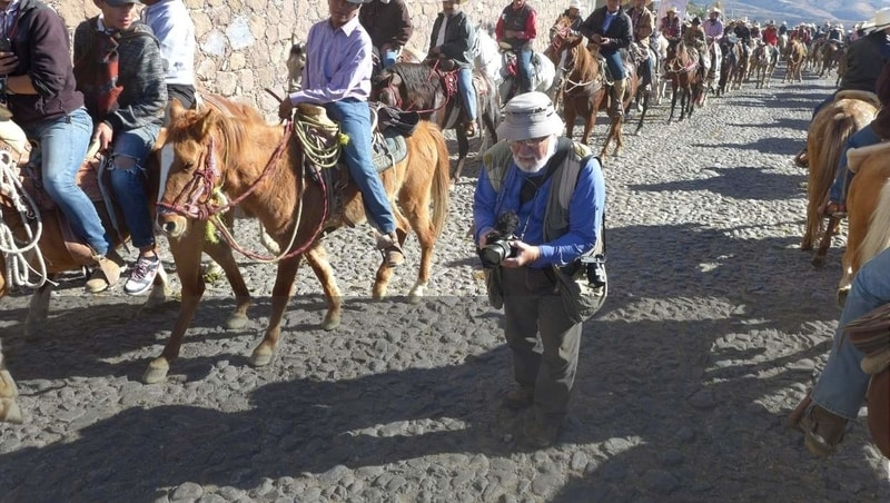 One Man Film Crew