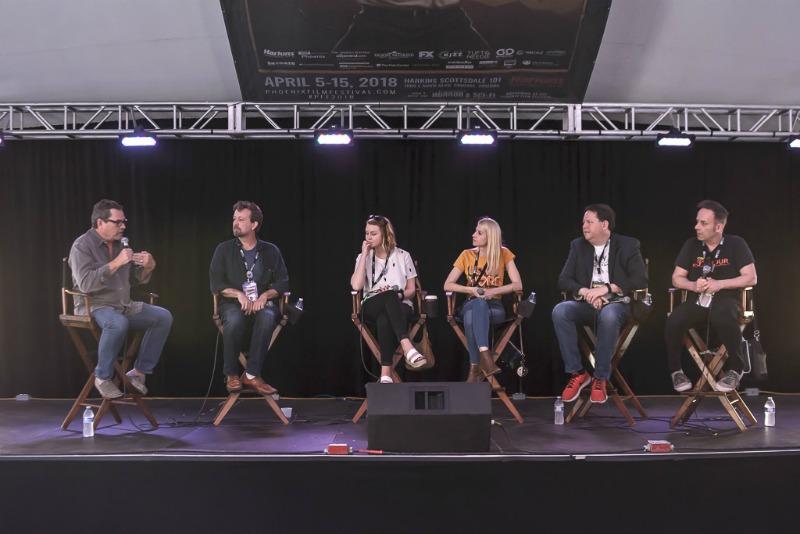 Five Documentary Filmmakers