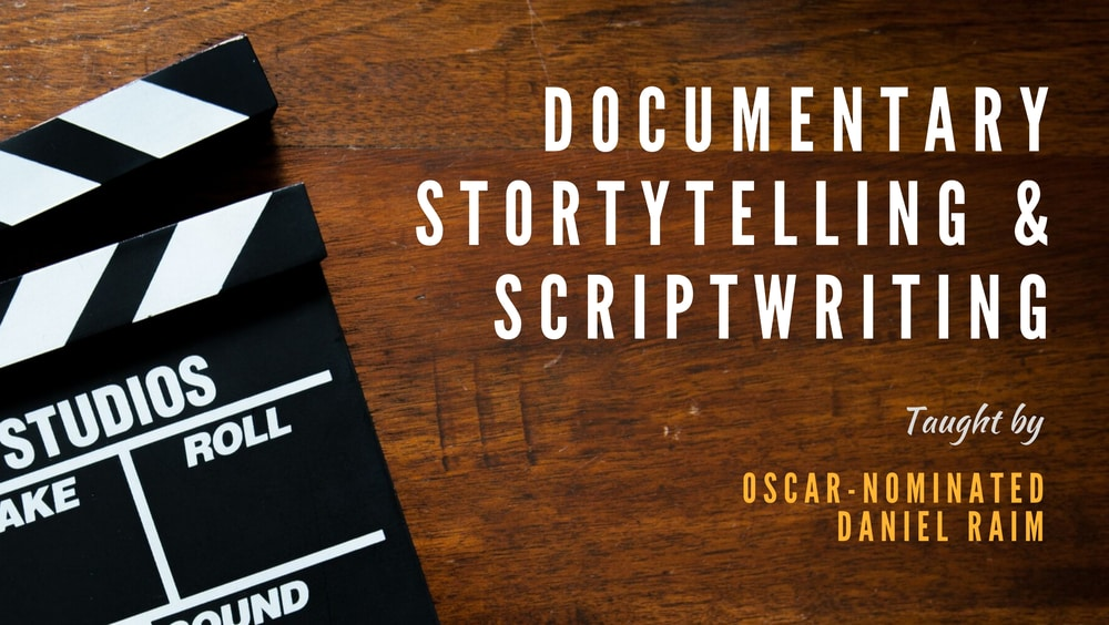 Documentary Storytelling Course
