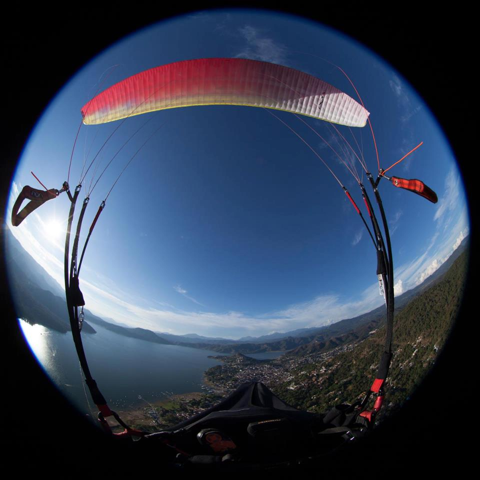 Paragliding Over Mexico | 8K Productions
