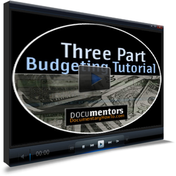 Three Part Budget Tutorial