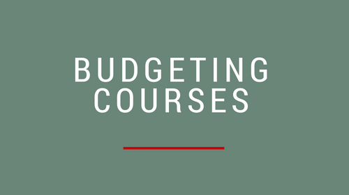 Documentary Budgeting Courses