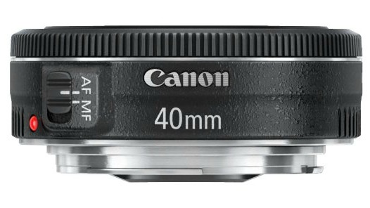 Canon 40mm Lens
