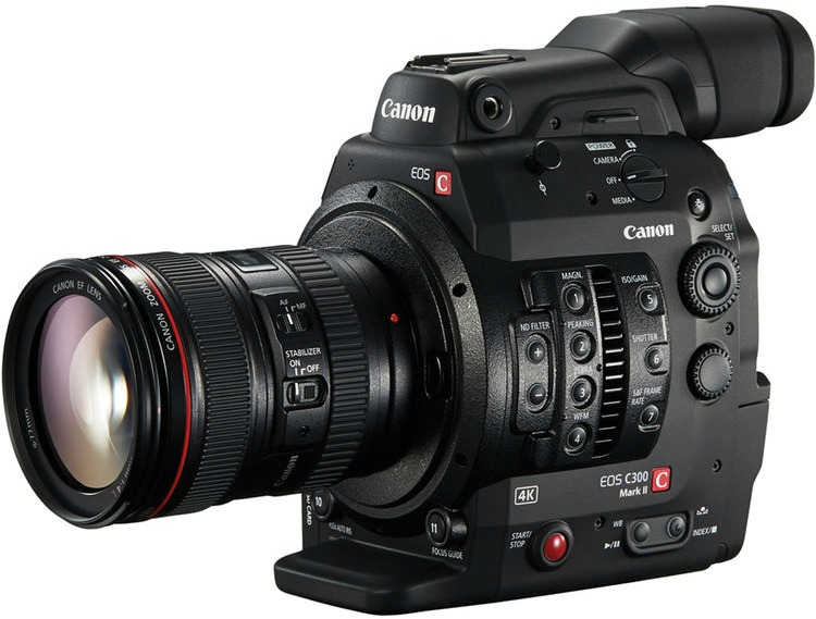 Canon C300 Mark II