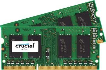 Crucial 8GB RAM (4GB X 2)