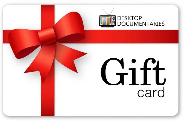 Desktop Documentaries Gift Card