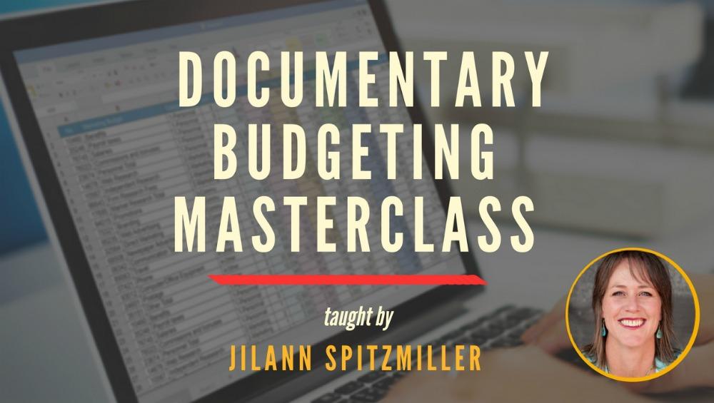 Budgeting Masterclass