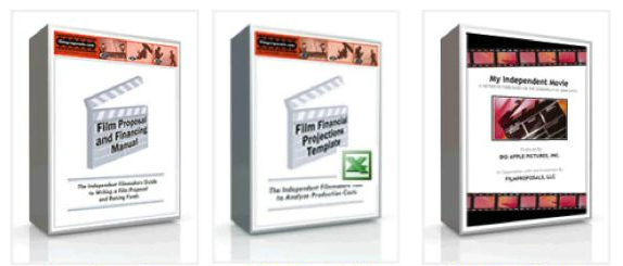 Film Financial and Business Plan Templates