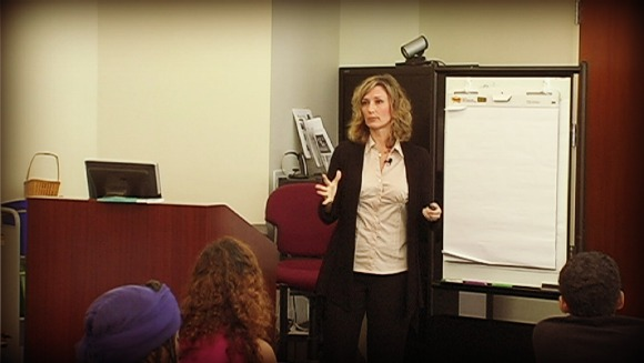 Faith Fuller | Documentary Fundraising Workshop (2012)