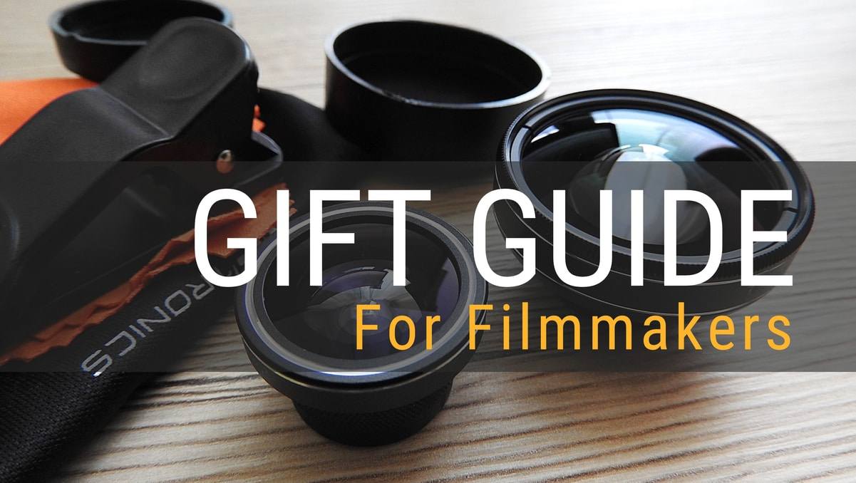 Holiday Gift Guide for Filmmakers