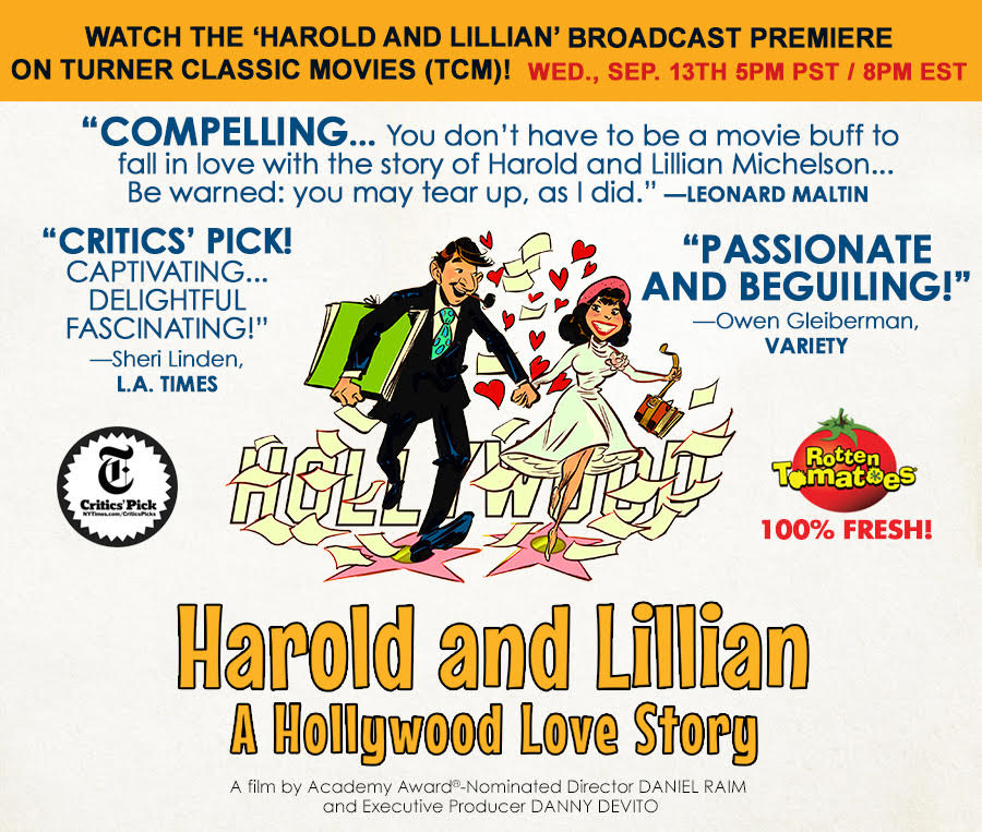 Harold and Lillian