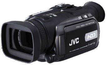 JVC Everio GZHD7 3CCD 60GB Hard Disk Drive Camcorder
