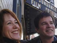 Jilann Spitzmiller and Hank Rogerson