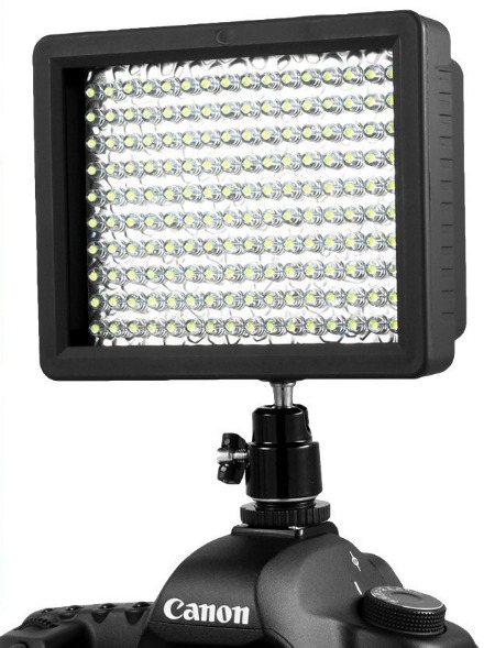 LED CI-160 Dimmable Panel Camera Light