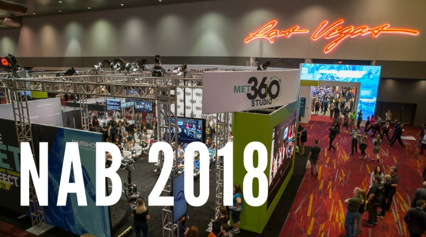NAB 2018 Highlights: News For The Low-Budget Independent Filmmaker.