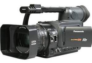 Panasonic HVX 200A