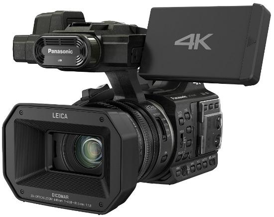 Panasonic HC-X1000 4K Pro Camcorder
