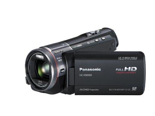 Panasonic HC X900M Camcorder