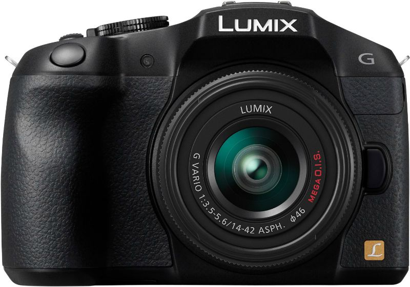 Panasonic Lumix G Series DMC-G6KK Mirrorless Digital Camera