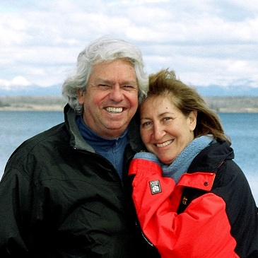 David Vassar and Sally Kaplan