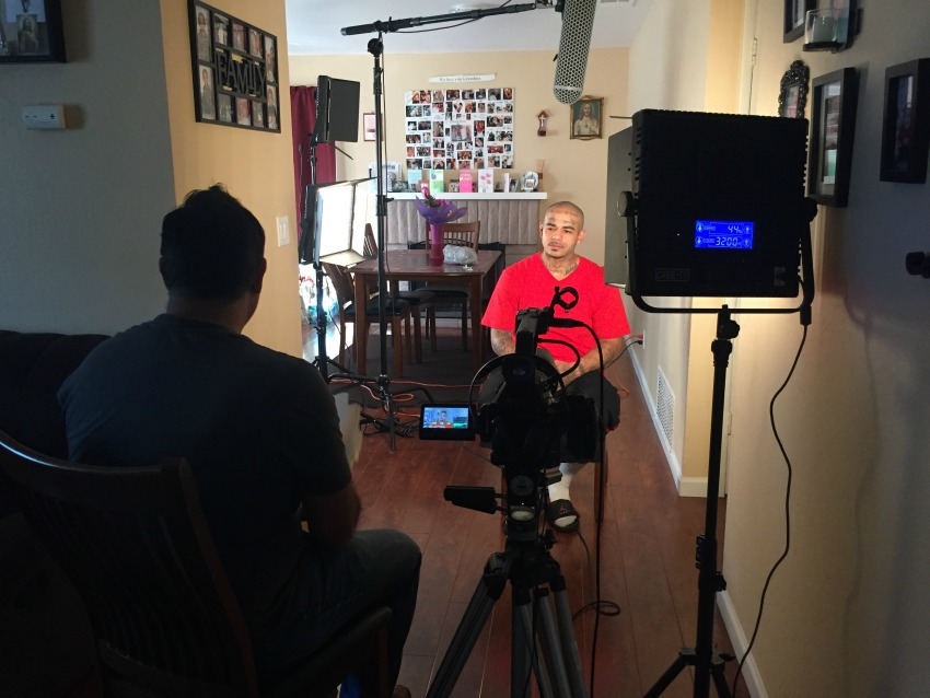 Former NFL Chaplain Makes Documentary About Gangsters