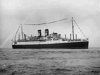 The SS Arandora Star