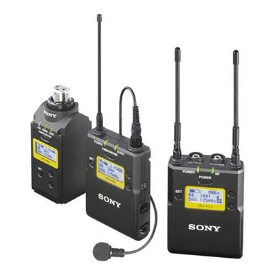 Sony Integrated Lavalier Mic