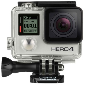 New! GoPro HERO4