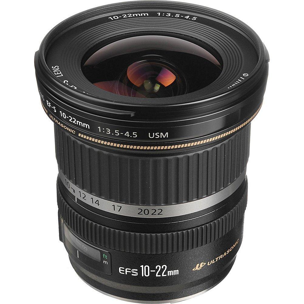Canon 10-22mm Lens