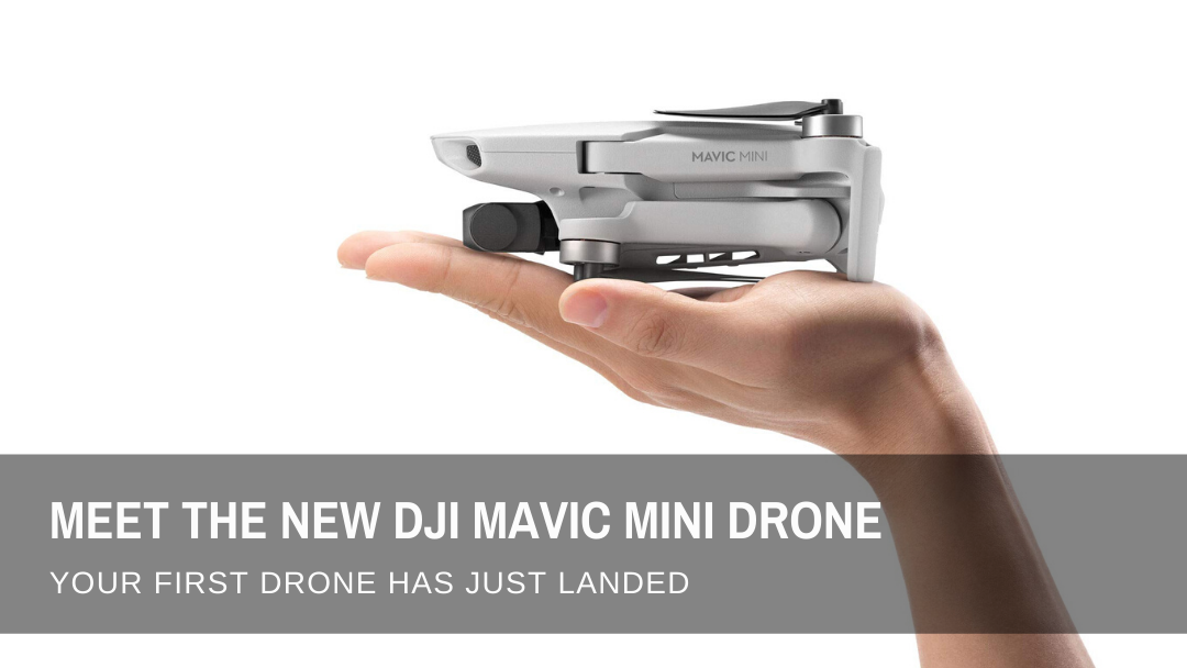 Meet the New DJI Mavic Mini