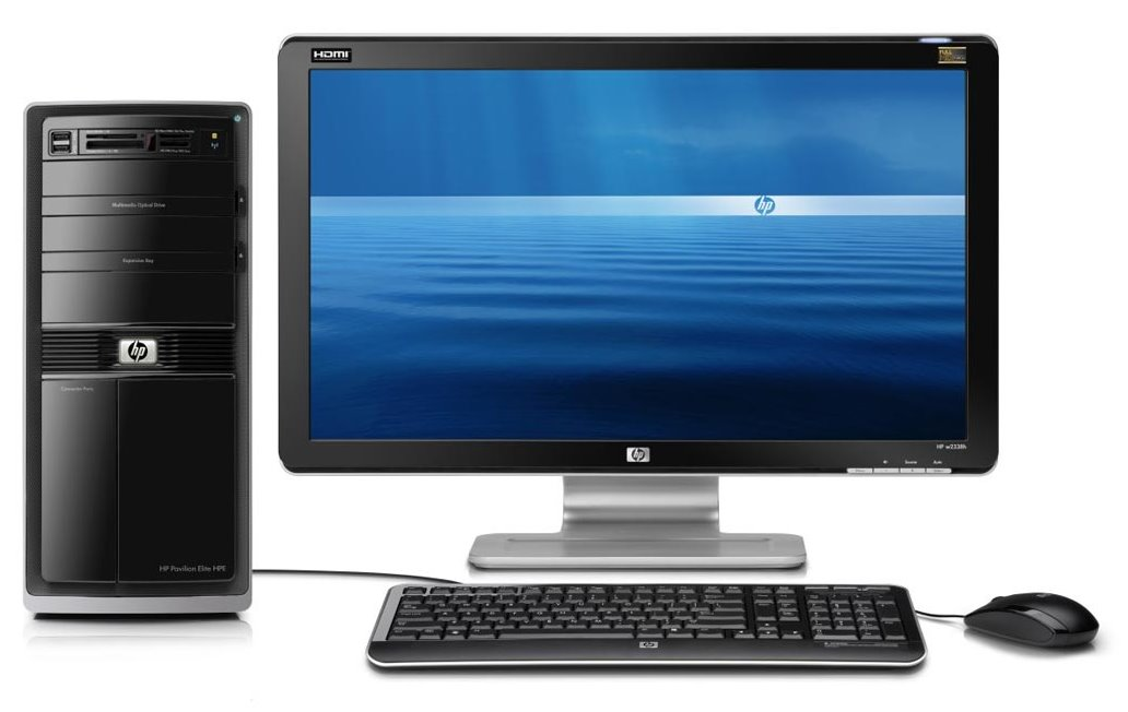 ... pavilion elite hpe 430f desktop pc laptop computer for video editing