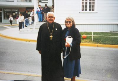 Father Michael & Matushka Emily Williams