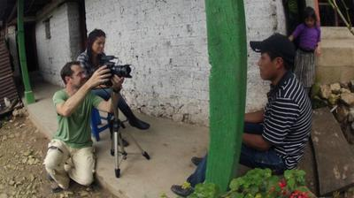 Documentary Shoot in Guatemala
