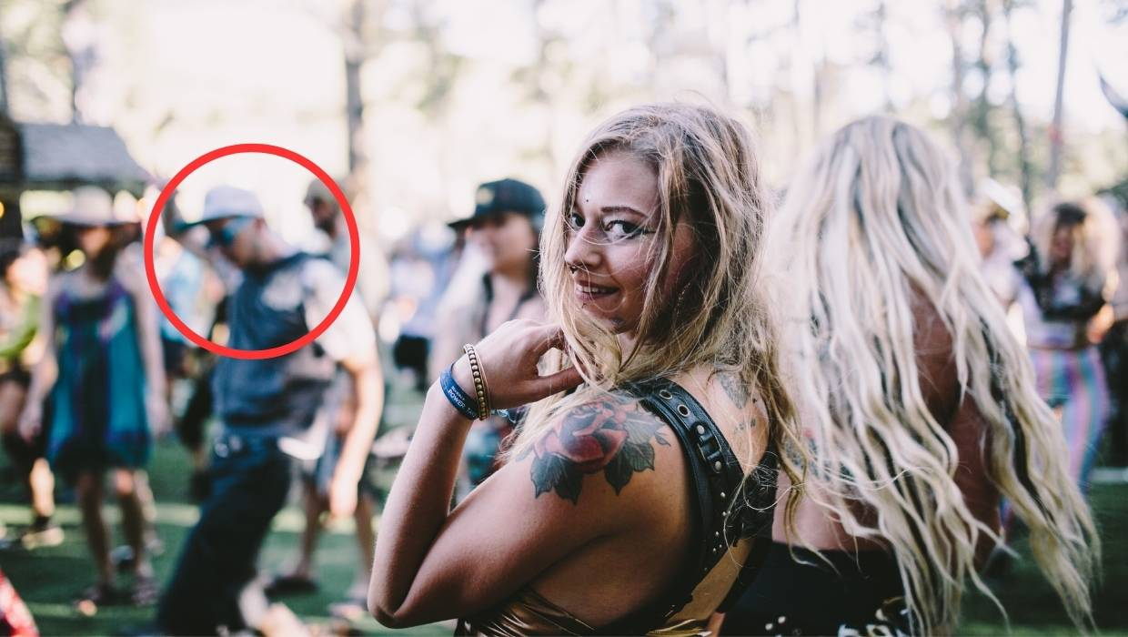 Do I Need Legal Permission For People in the Background?