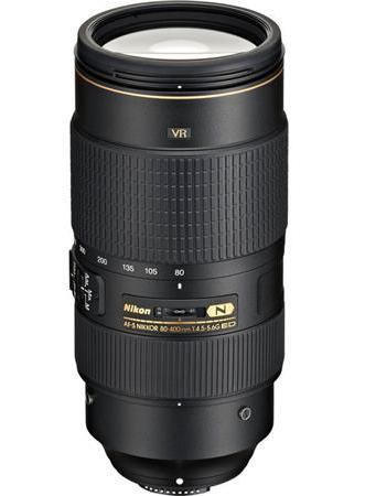 Nikon 80-400mm f/4.5-5.6G