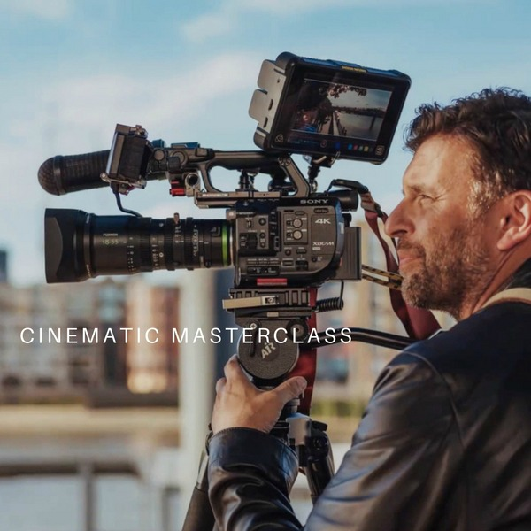 Philip Bloom's Cinematic Masterclass