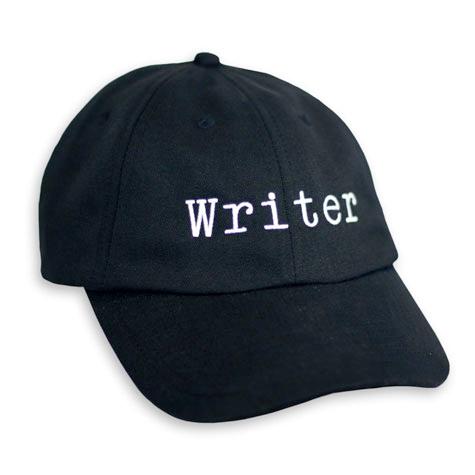 writer's hat