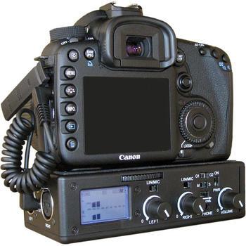 Beachtek DXA-5Da Passive DSLR Audio Adapter