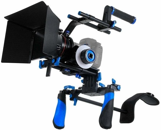 DSLR Shoulder Mount Rig